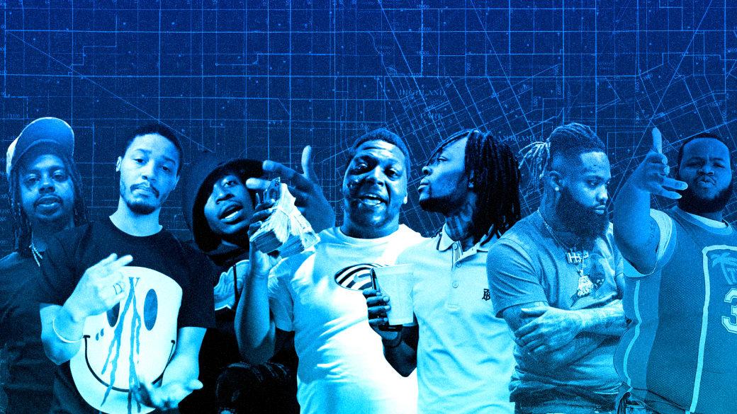 Michigan rappers