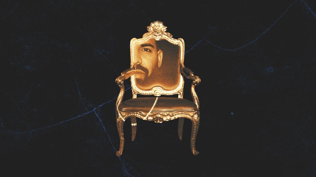 Drake throne