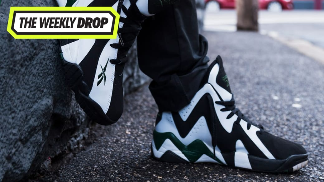 The History of the Reebok Kamikaze