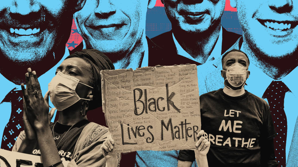 Black Lives Matter Corporate America Love
