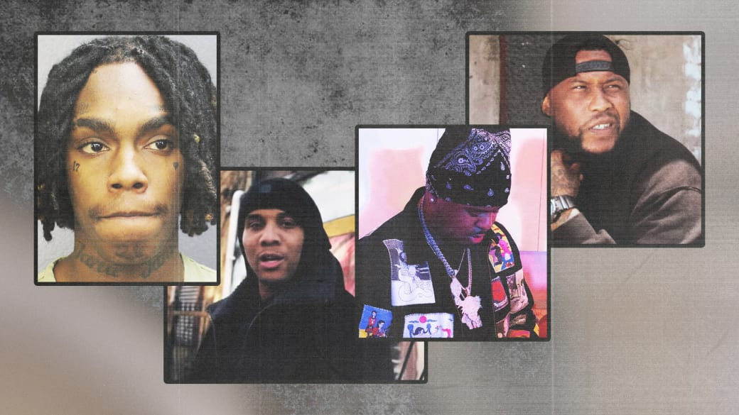 rappers-lyrics