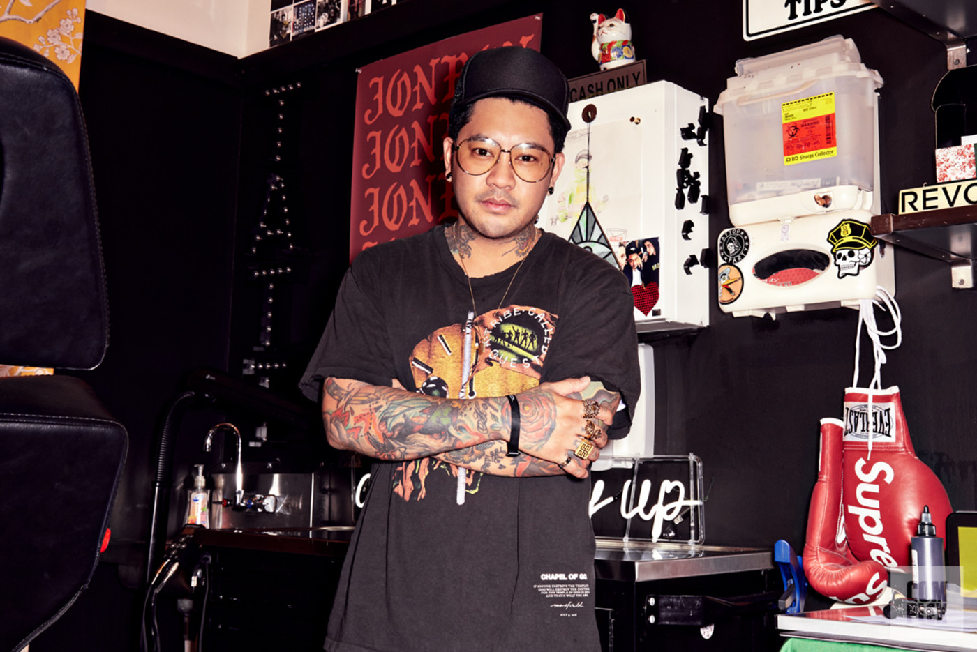 Best Tattoo Artists In New York City Complex