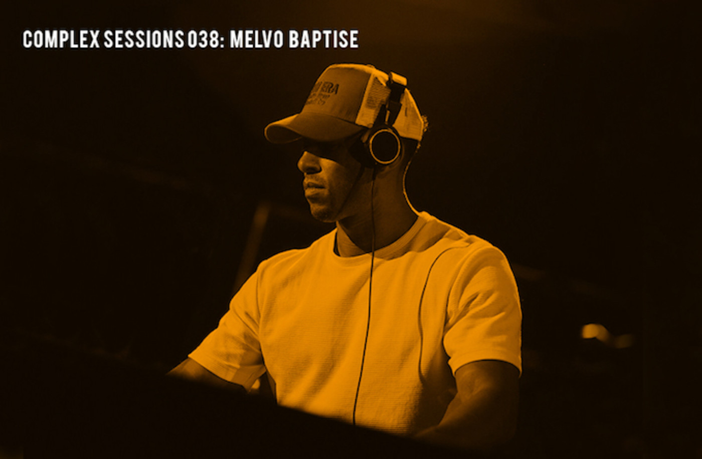 Complex Sessions 038: Melvo Baptiste