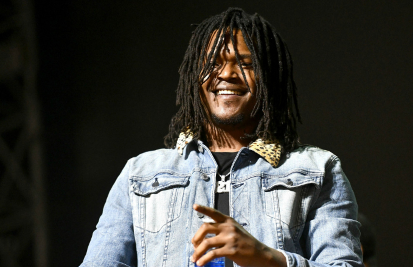 Rapper Young Nudy performs onstage