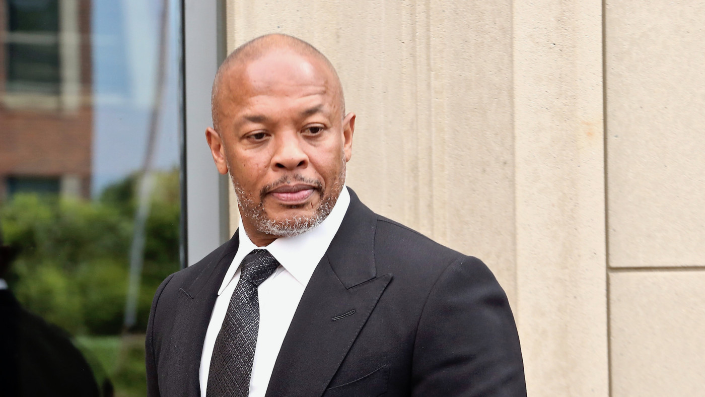 Dr. Dre Reportedly in ICU After Suffering Brain Aneurysm