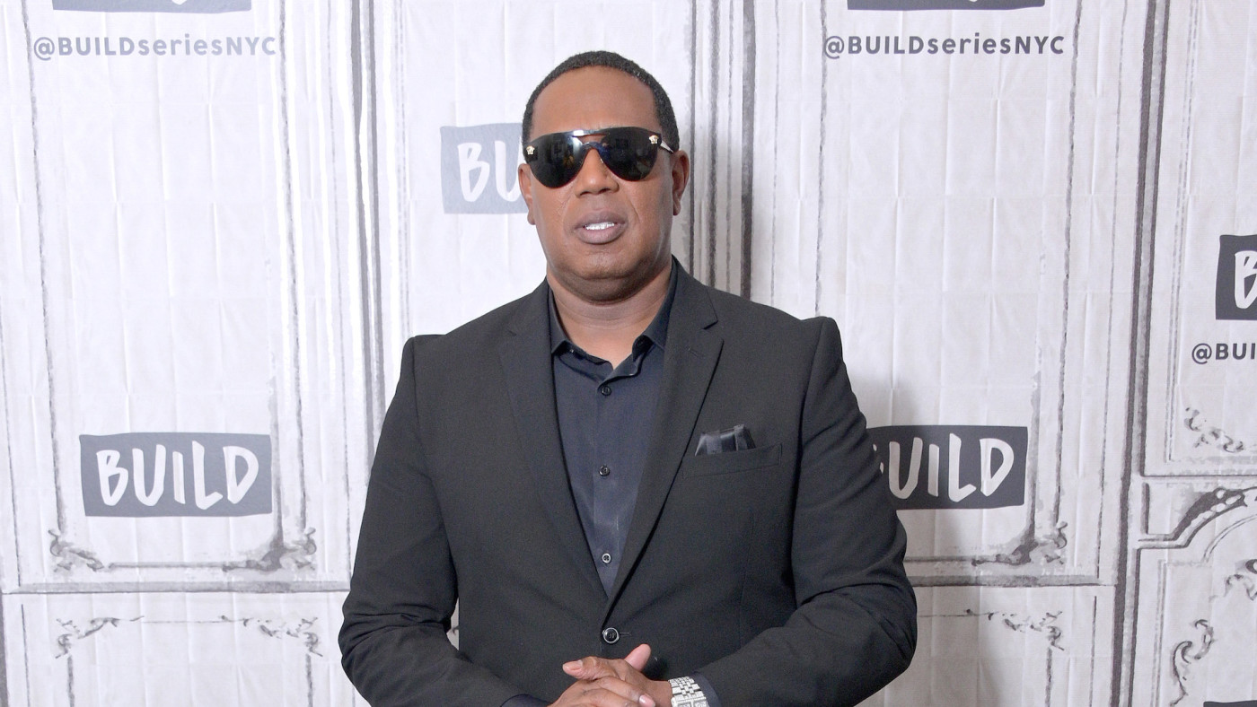 "Master P visits Build to discuss the movie ""I Got the Hook Up 2"" at Build Studio"