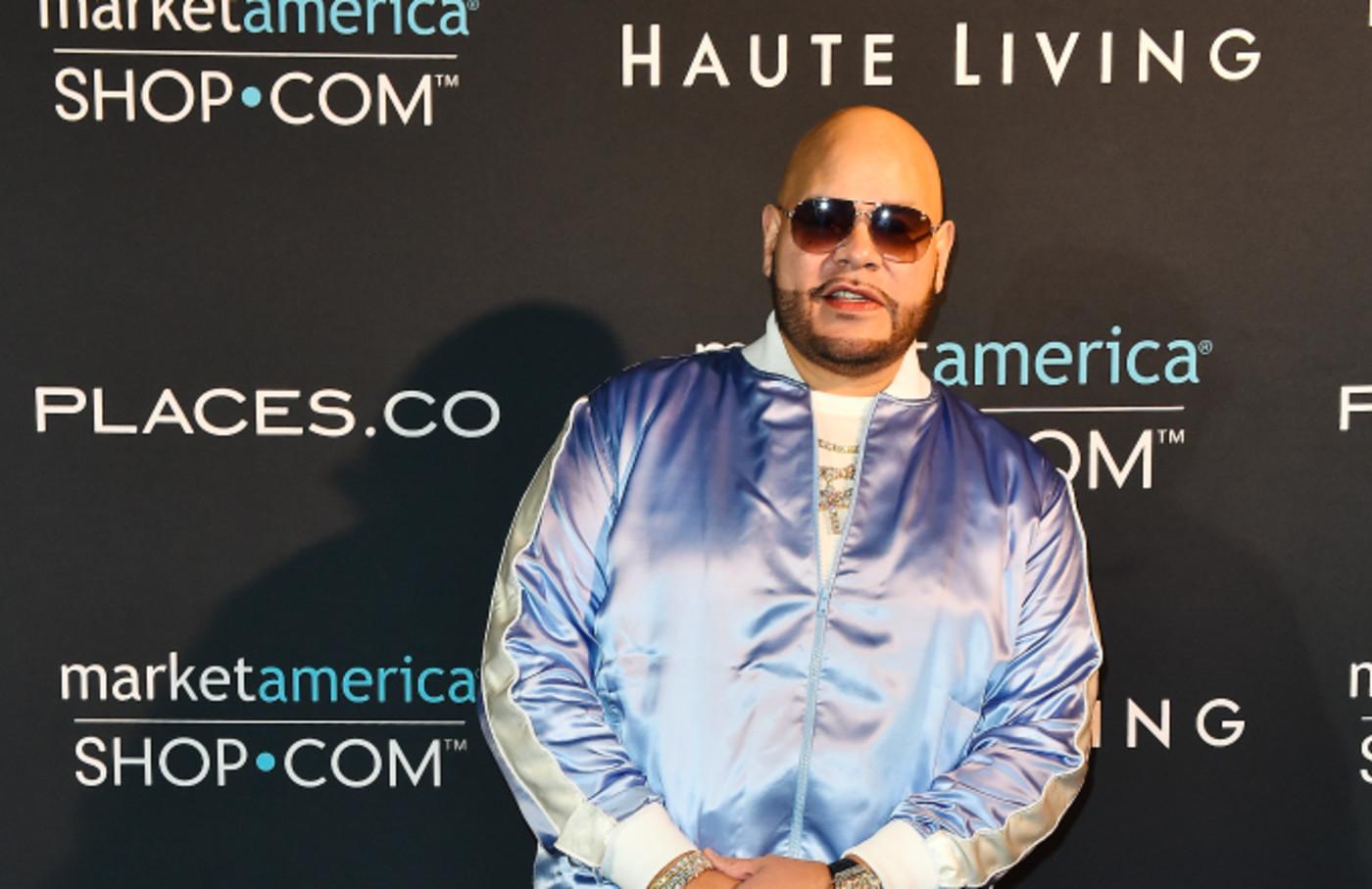 Fat Joe attends SHOP.COM & Haute Living's celebration
