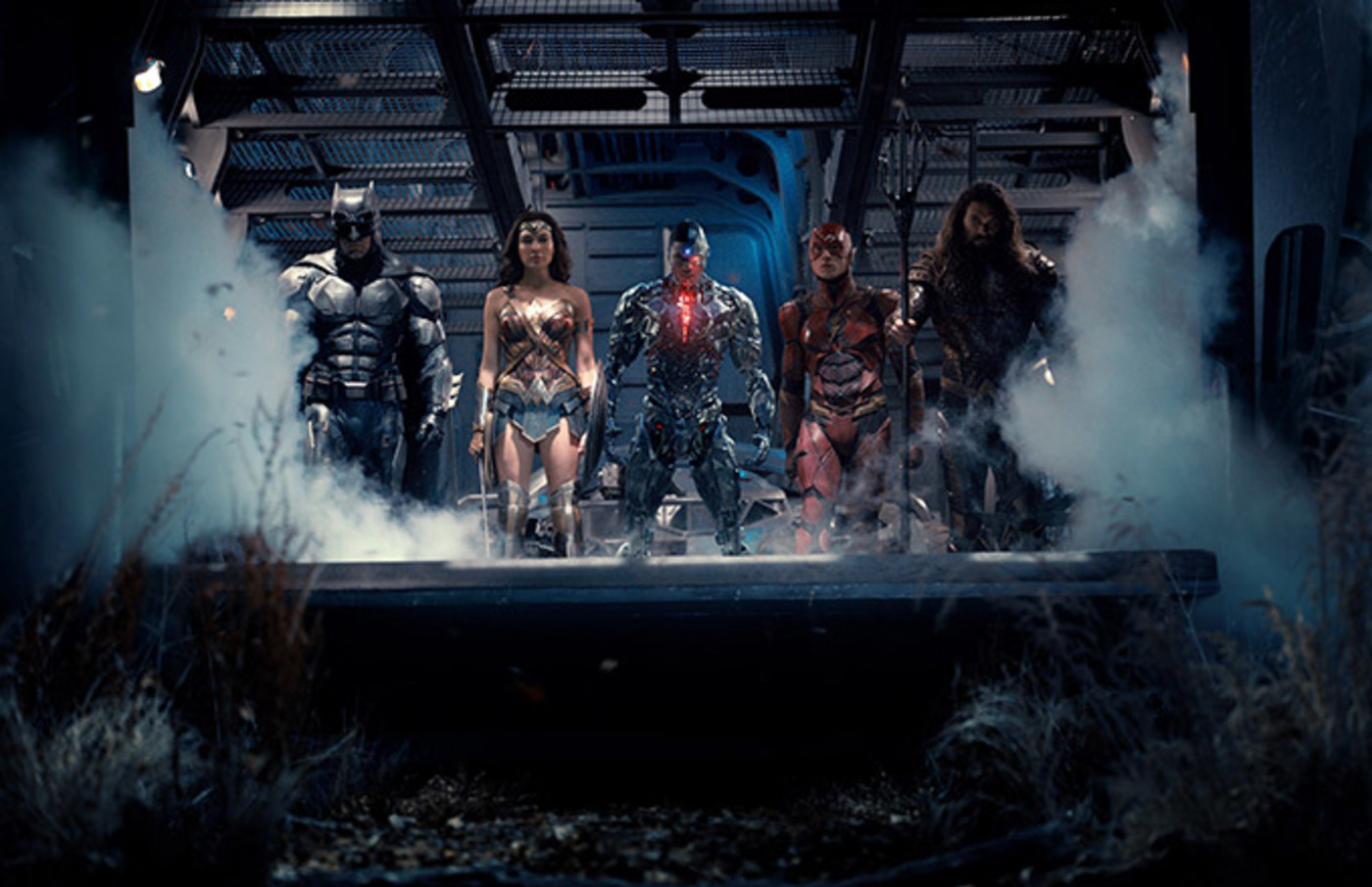 This is a photo of Justice League.