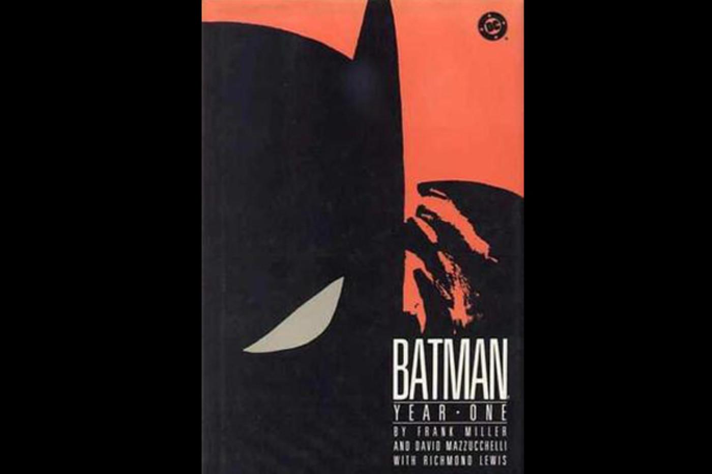 best-dc-comics-batman-year-one