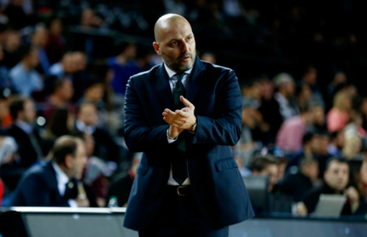 Aleksandar Sasha Djordjevic, Head Coach of Panathinaikos Athen
