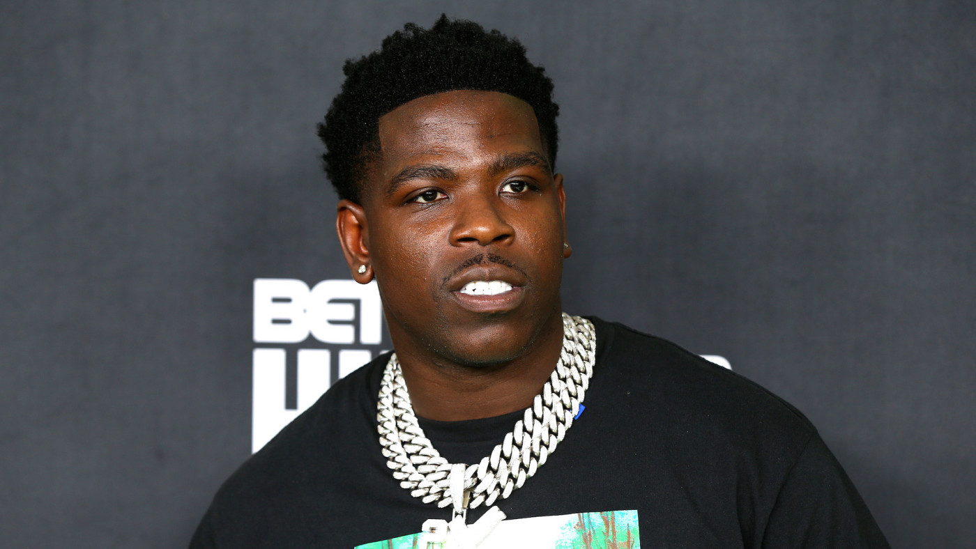 Casanova attends the BET Hip Hop Awards 2019