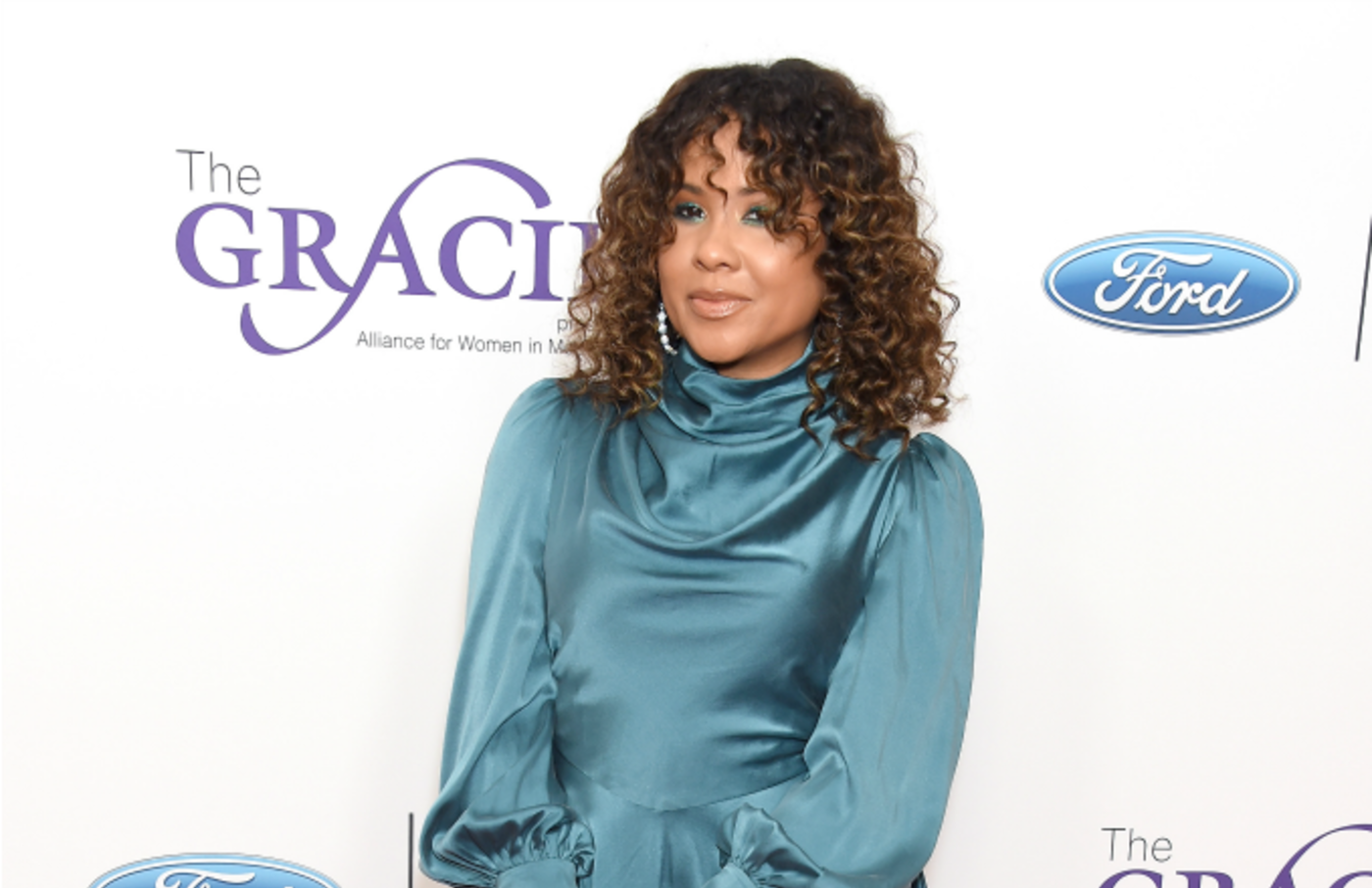Angela Yee at the 44th Annual Gracies Awards