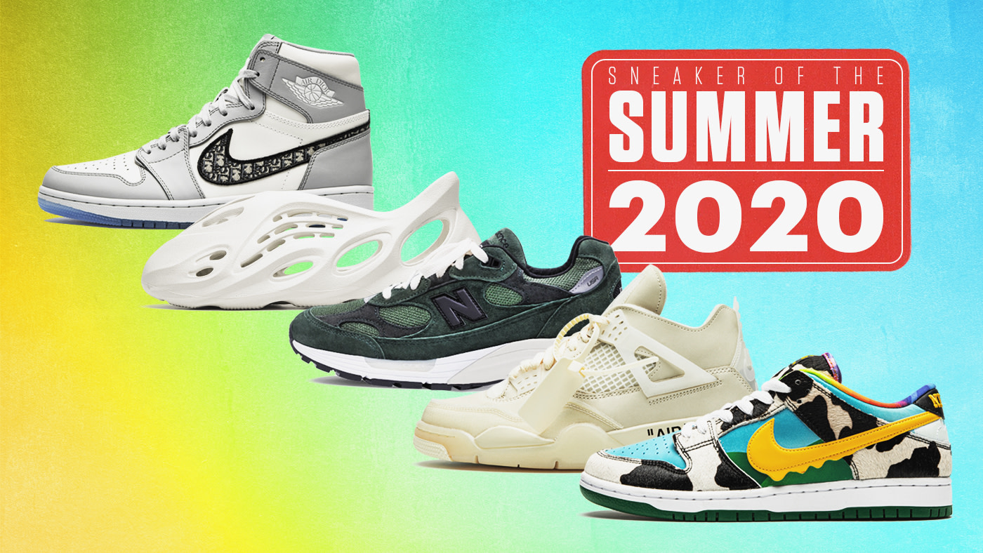 Sneaker of the Summer