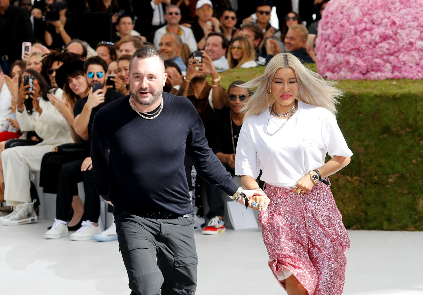 Kim Jones Dior Men's show