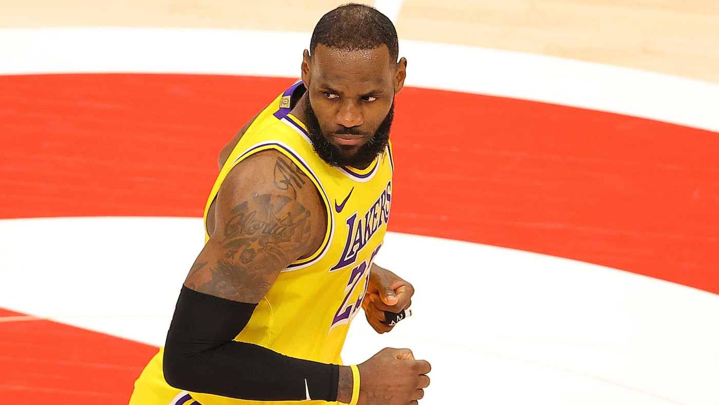 LeBron James Addresses Exchange That Led to Fans' Ejection (UPDATE) |  Complex