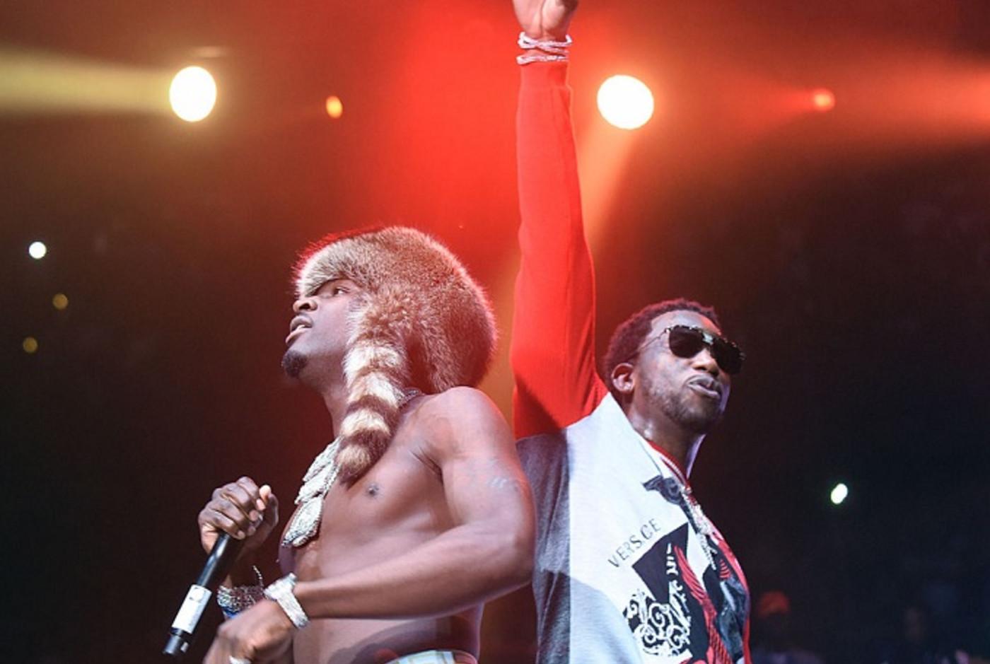 Ralo and Gucci Mane
