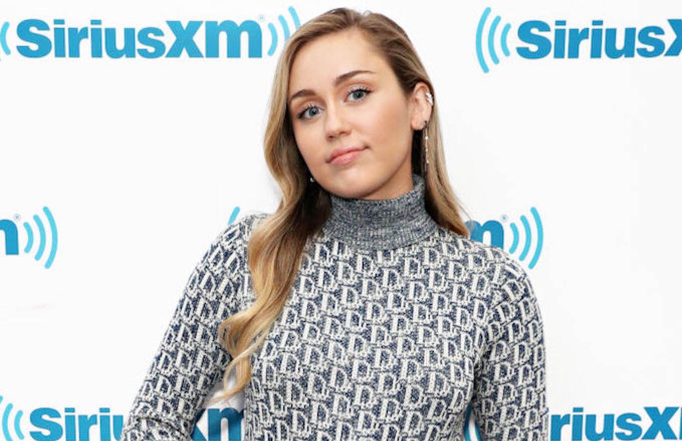 Miley Cyrus black mirror
