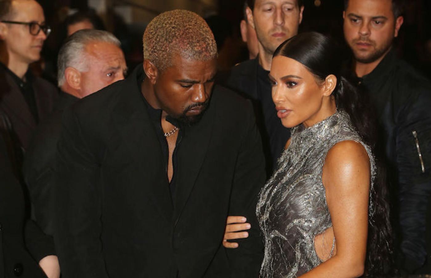 Kim Kardashian cher show