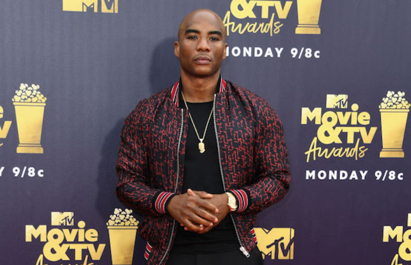 Charlamagne accusation