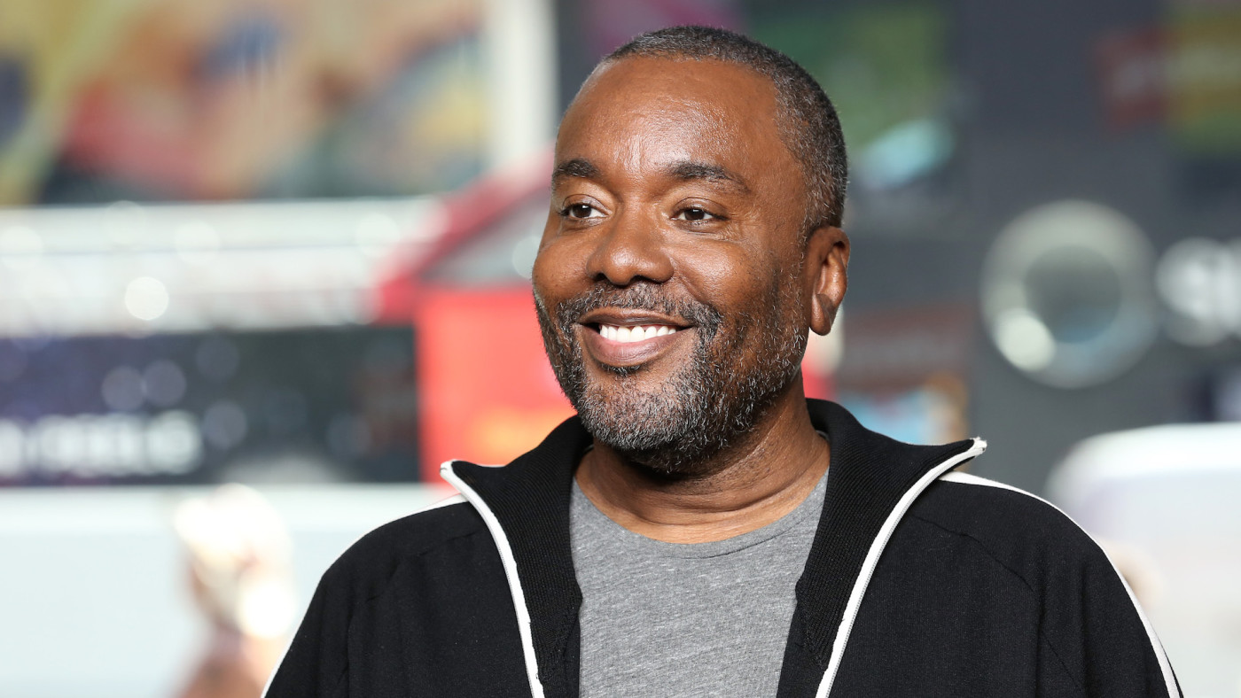 Writer, director and producer Lee Daniels