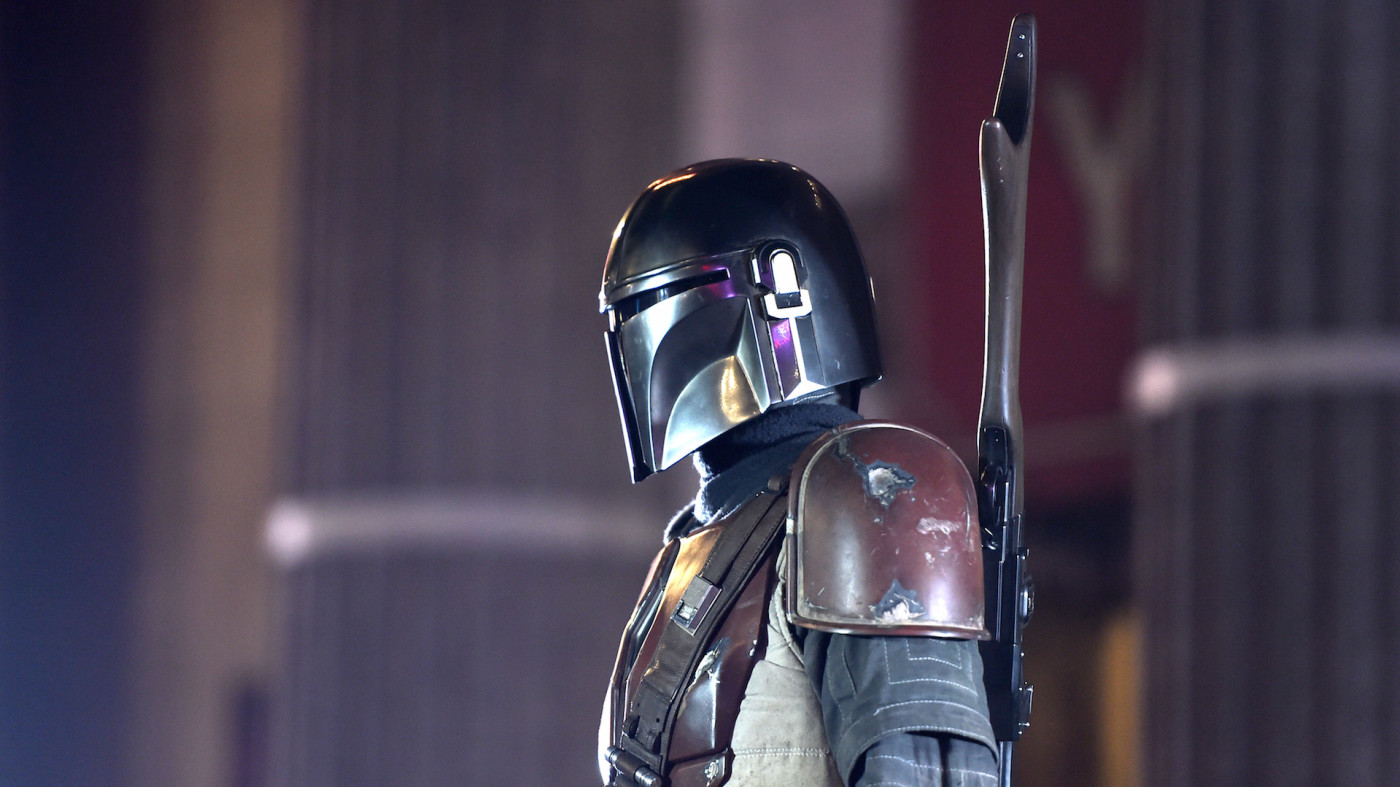 "Premiere of Lucasfilm's first-ever, live-action series, ""The Mandalorian,"""