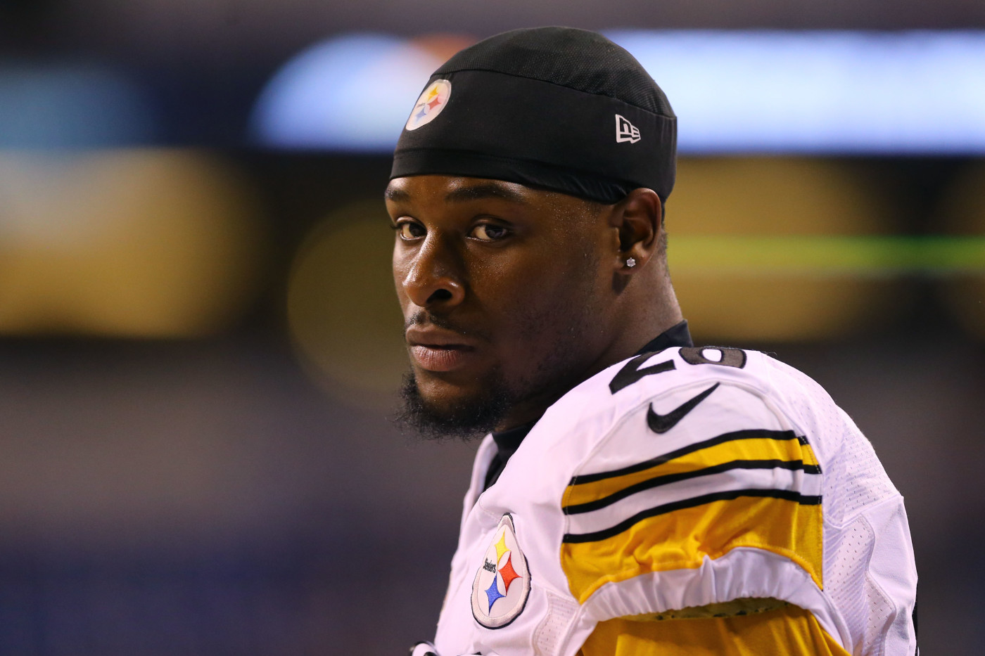 Le'Veon Bell Steelers Colts 2017