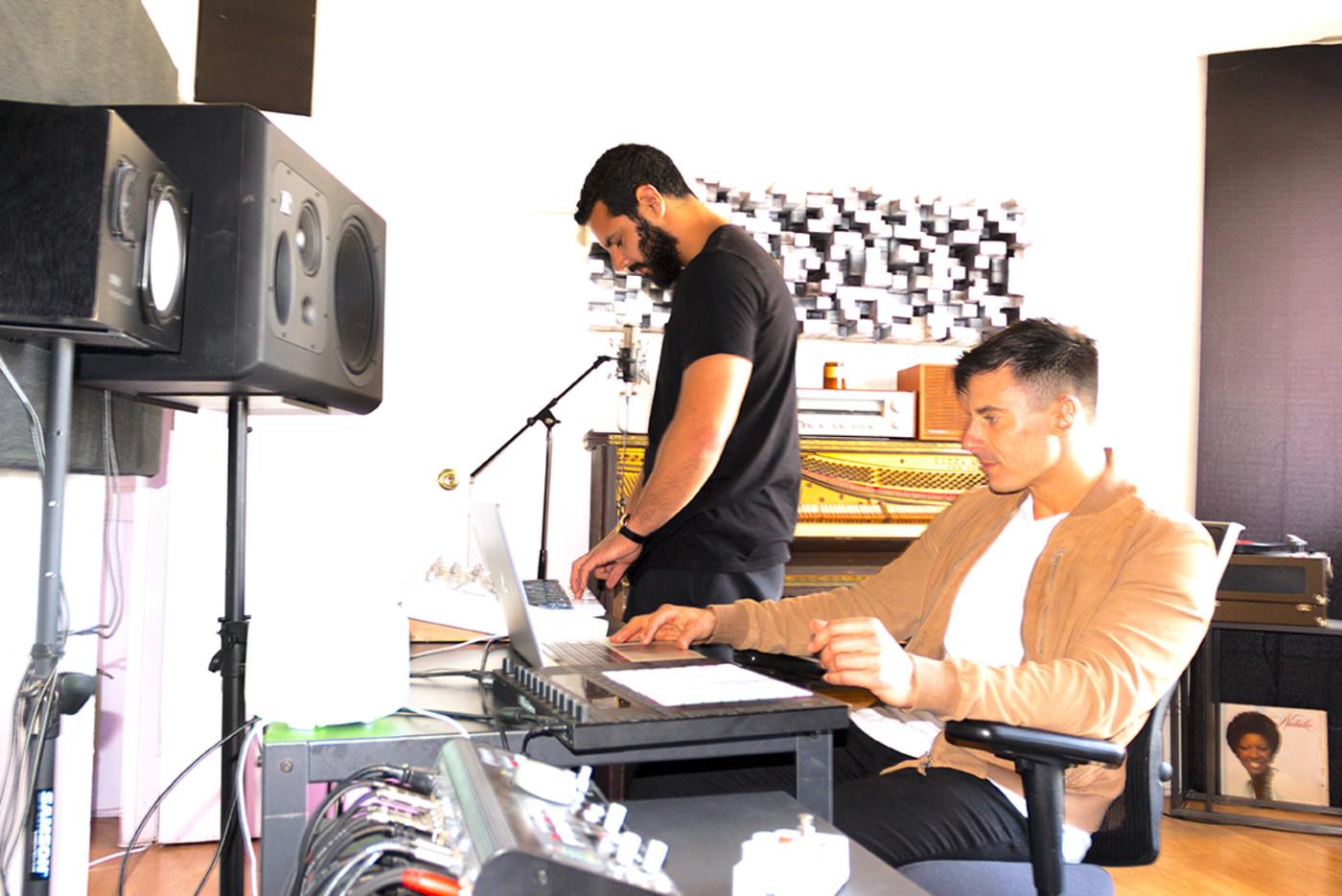 Australian production duo Finatik N Zac
