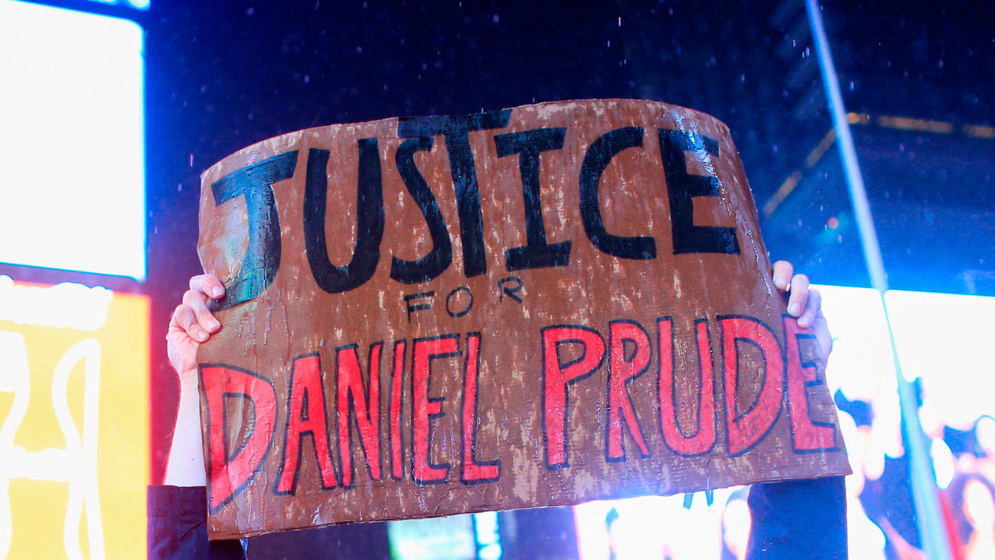 This is a photo of Daniel Prude.