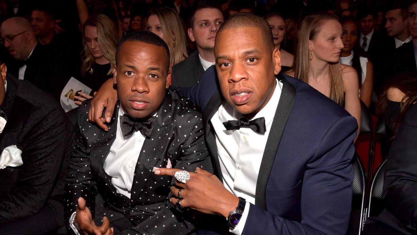 Jay-Z and Yo Gotti