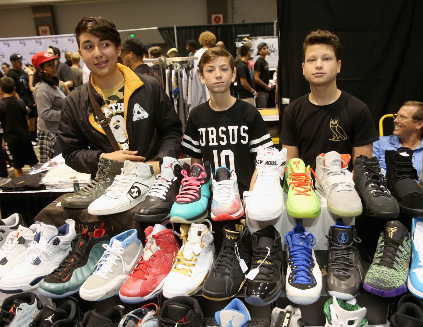 Sneaker Gentrification