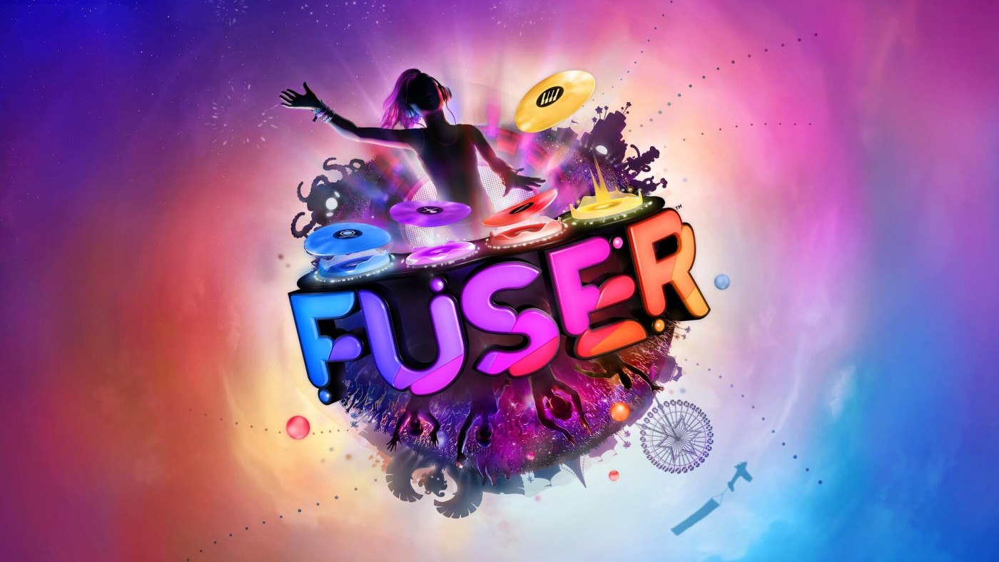Fuser Music Mixing Game