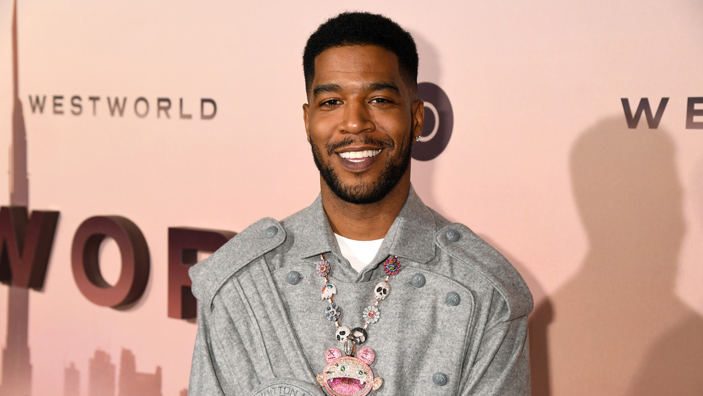 This is a photo of Kid Cudi.