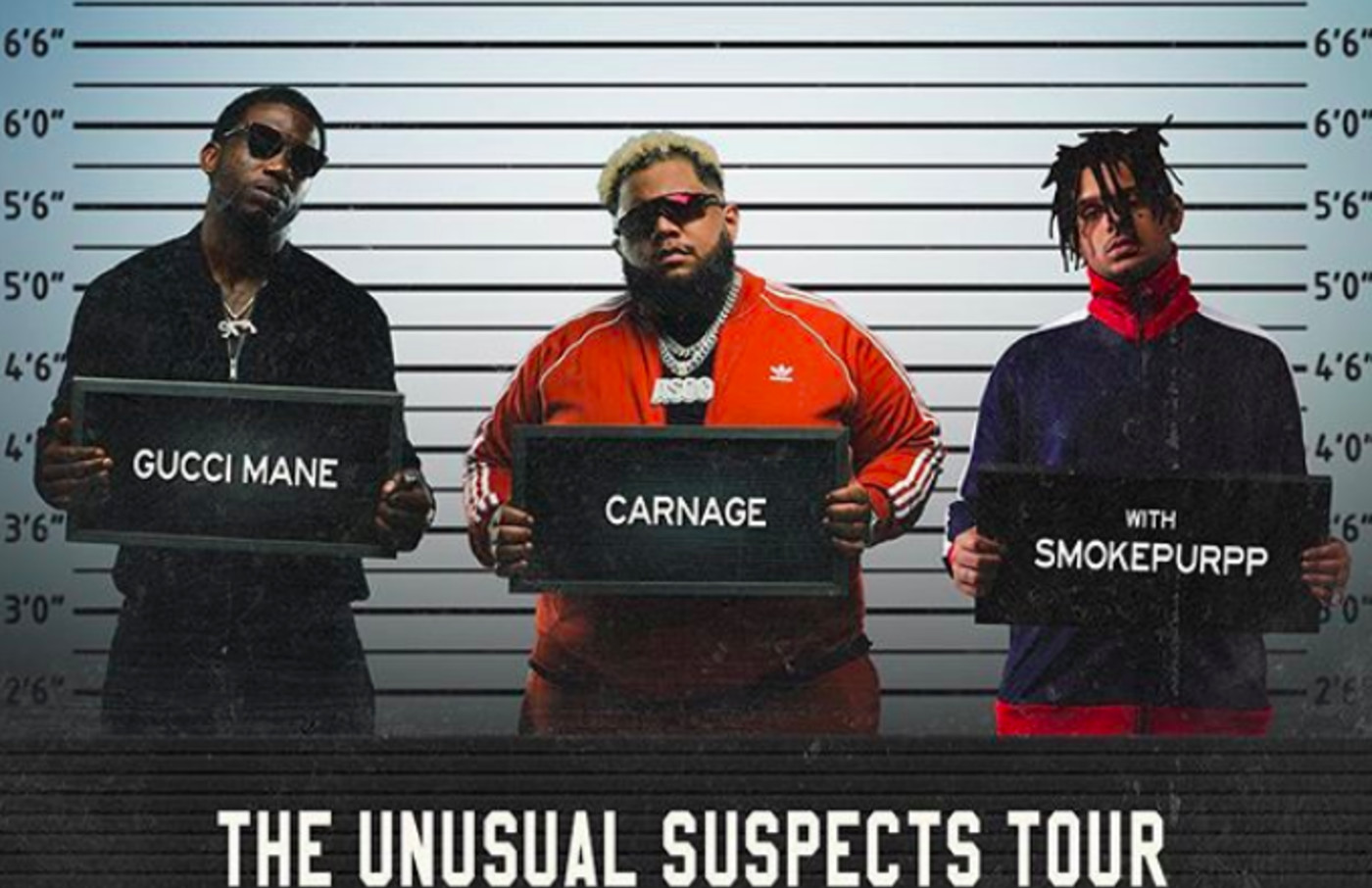 Unusual Suspects Tour