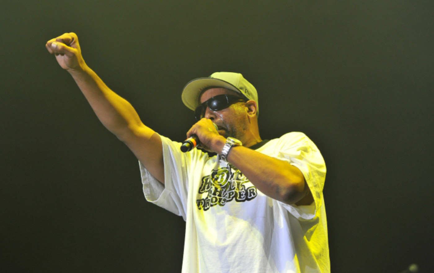 Tone Loc peforms on stage during the I Love the 90s concert