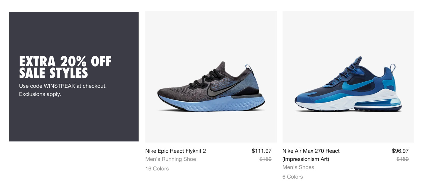 Black Friday 2019 Best Sneaker Sales Deals This Year Complex