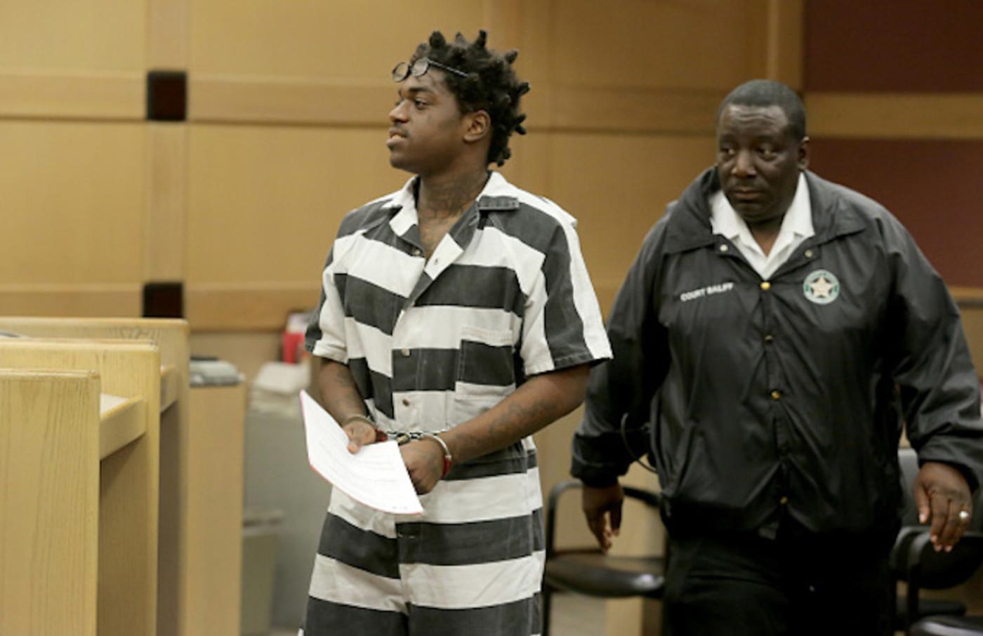 Kodak Black is sentenced to probation by Judge Lisa Porter