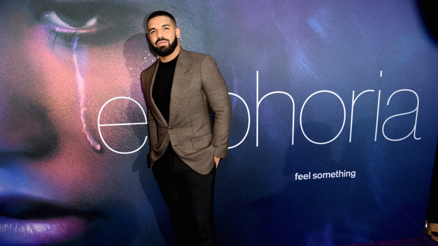 "Drake attends the LA Premiere of HBO's ""Euphoria"""