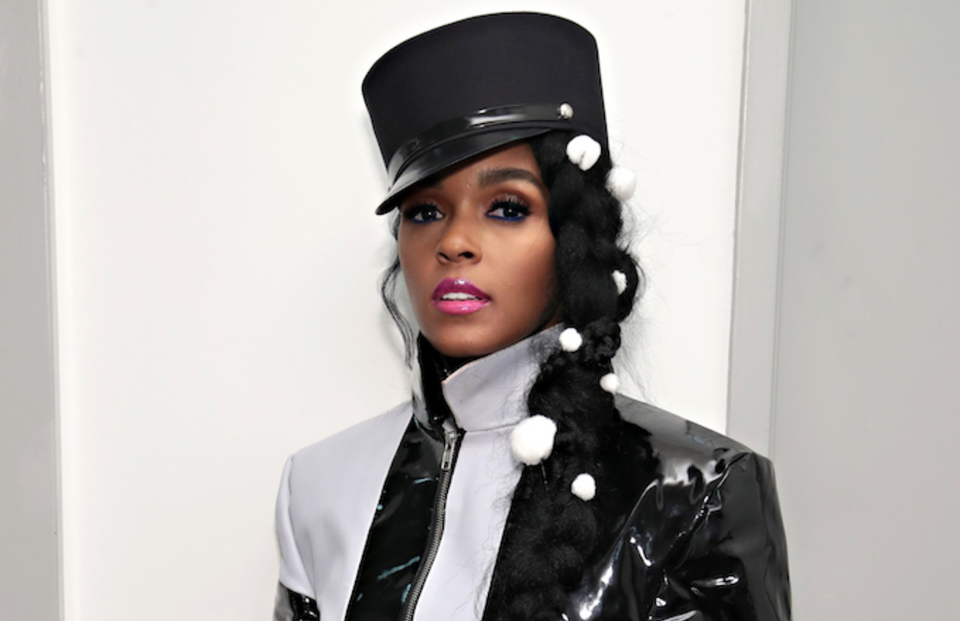 Janelle Monae attends the 'Dirty Computer' screening at The Film Society of Lincoln Center.
