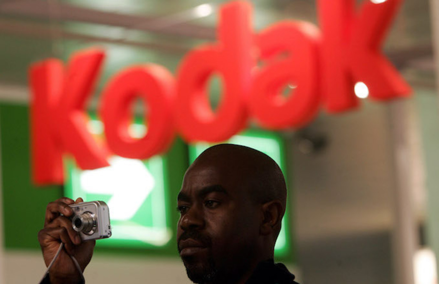 Kodak camera brand