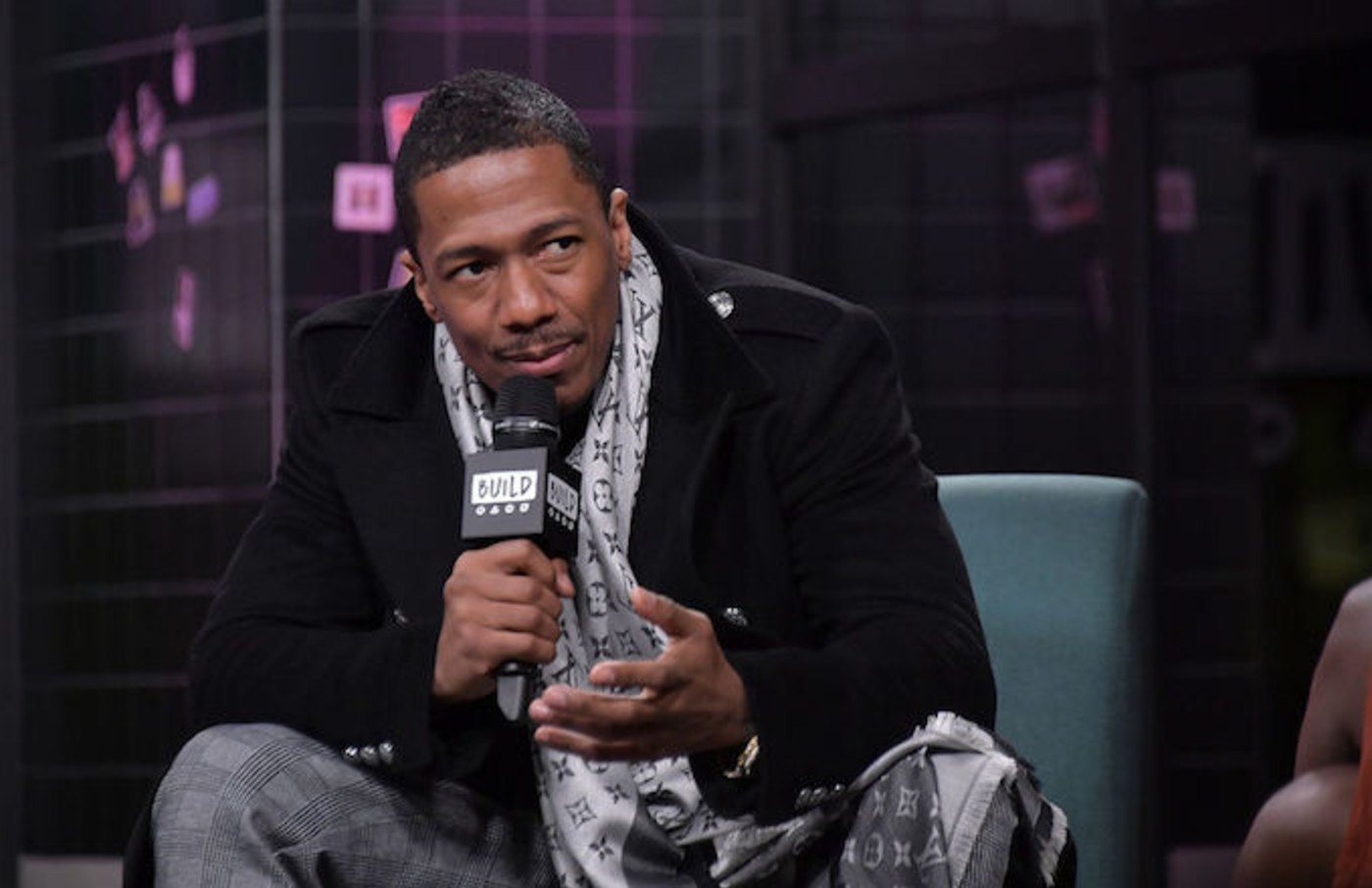 Nick Cannon apology