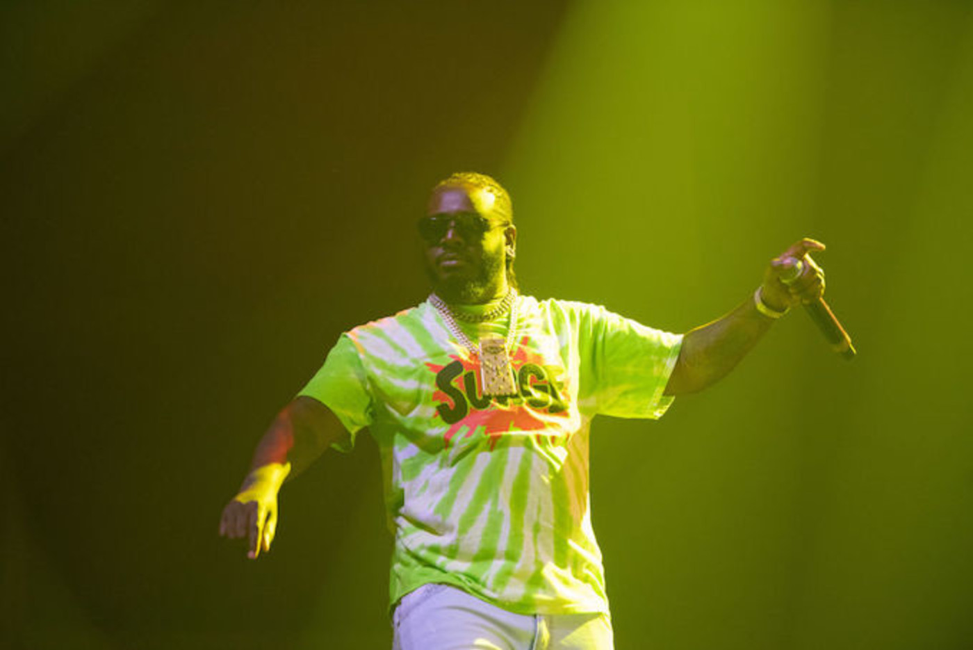 This is a picture of T-Pain.