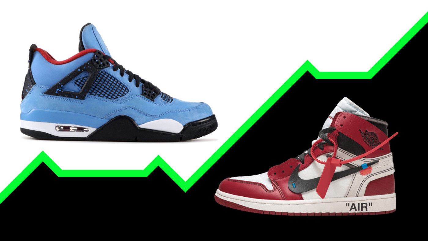 Best Sneakers Going Up In Reselling Value