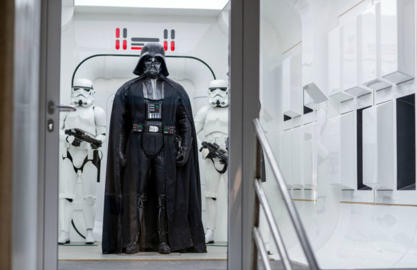 """Official opening of the """"Star Wars"""" exhibition"""