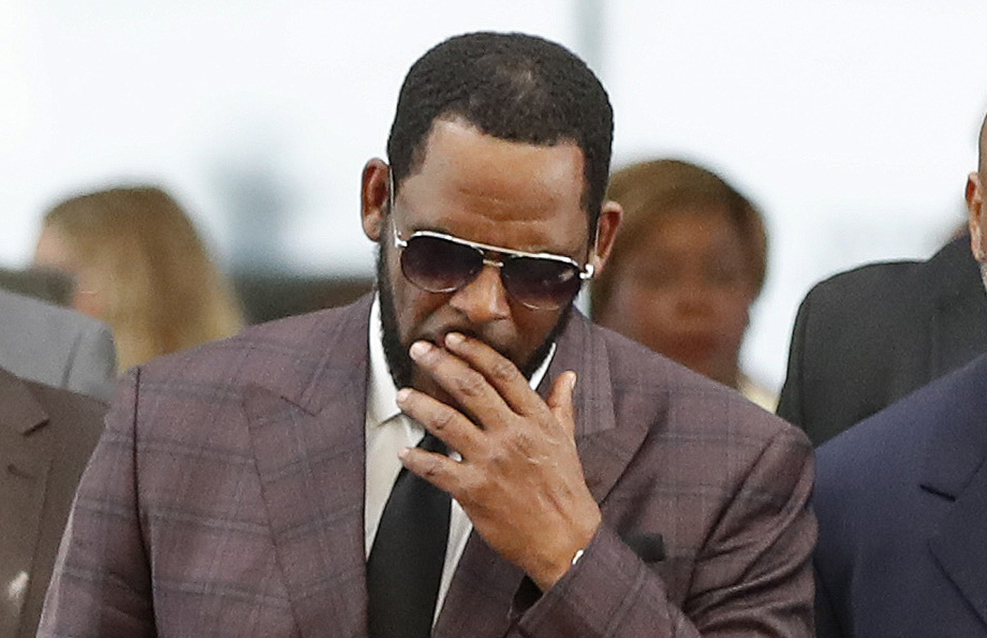 R. Kelly court appearance