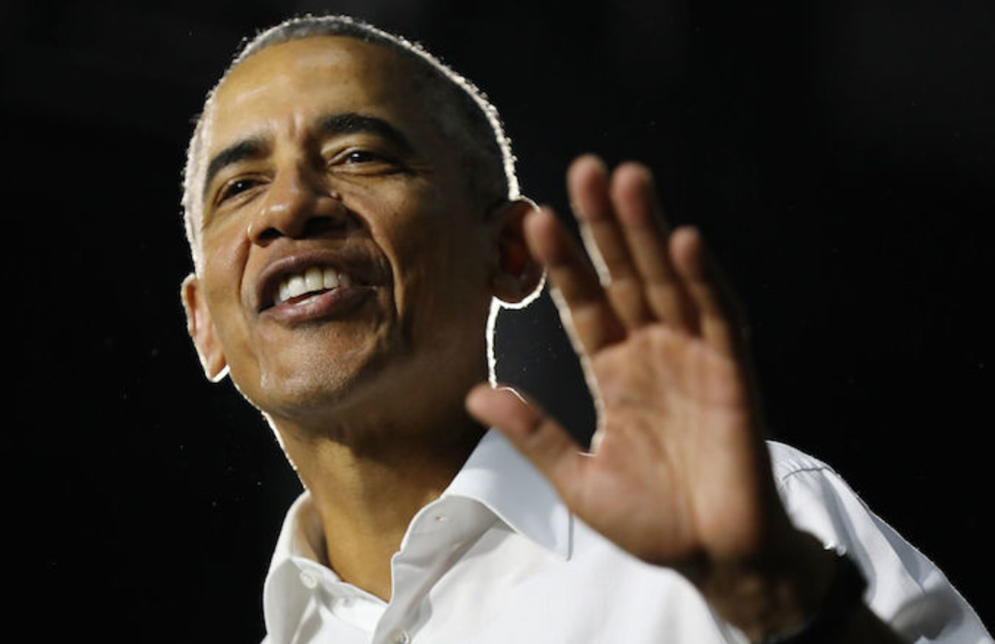 Barack Obama chicago
