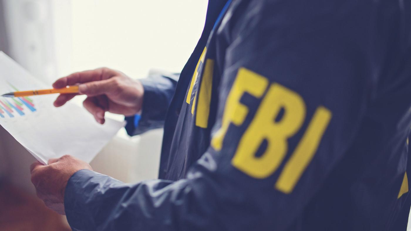 FBI jacket