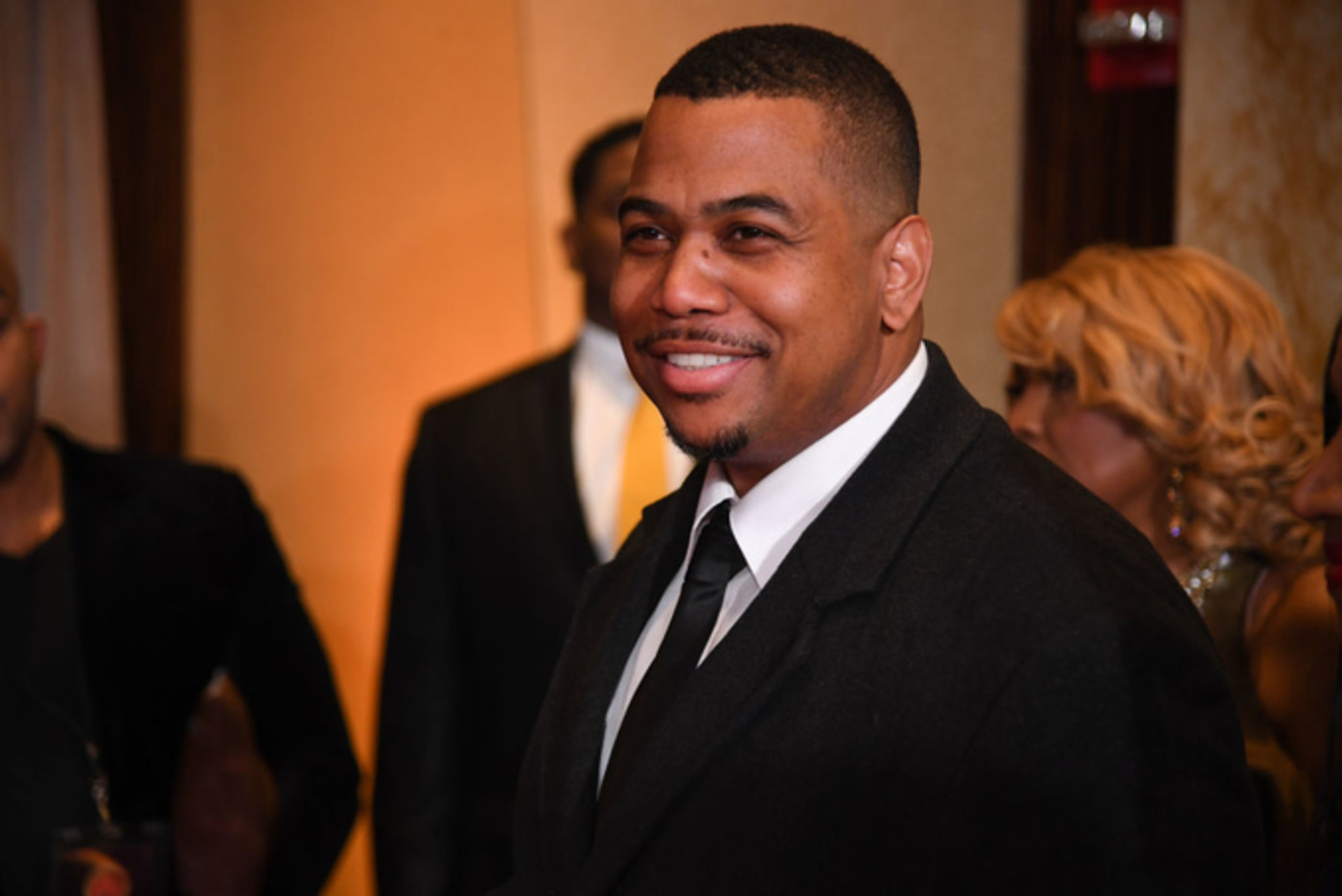 Omar Gooding attends the 26th Annual Trumpet Awards