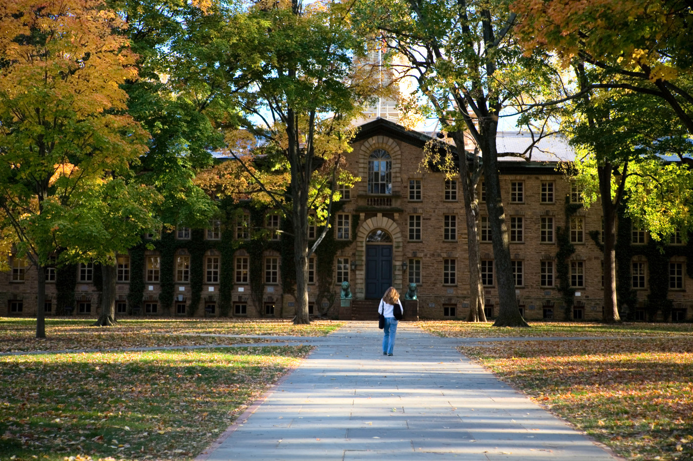 The Most Beautiful College Campuses & Universities