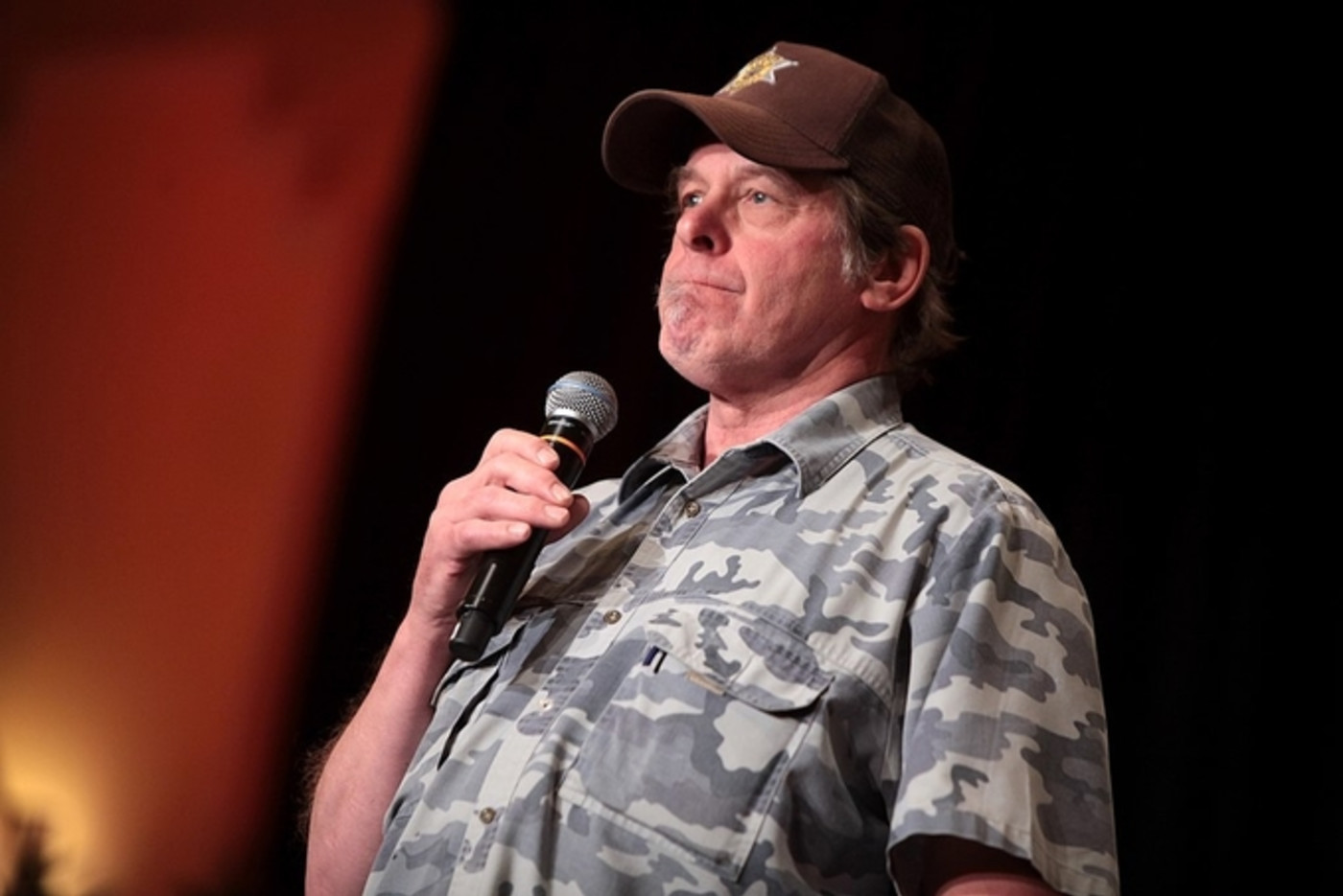 Ted Nugent at the 2015 Maricopa County Republican Party Lincoln Day