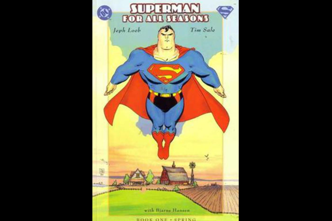 best-dc-comics-superman-for-all-seasons